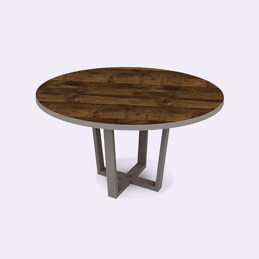Round Meeting Table 02