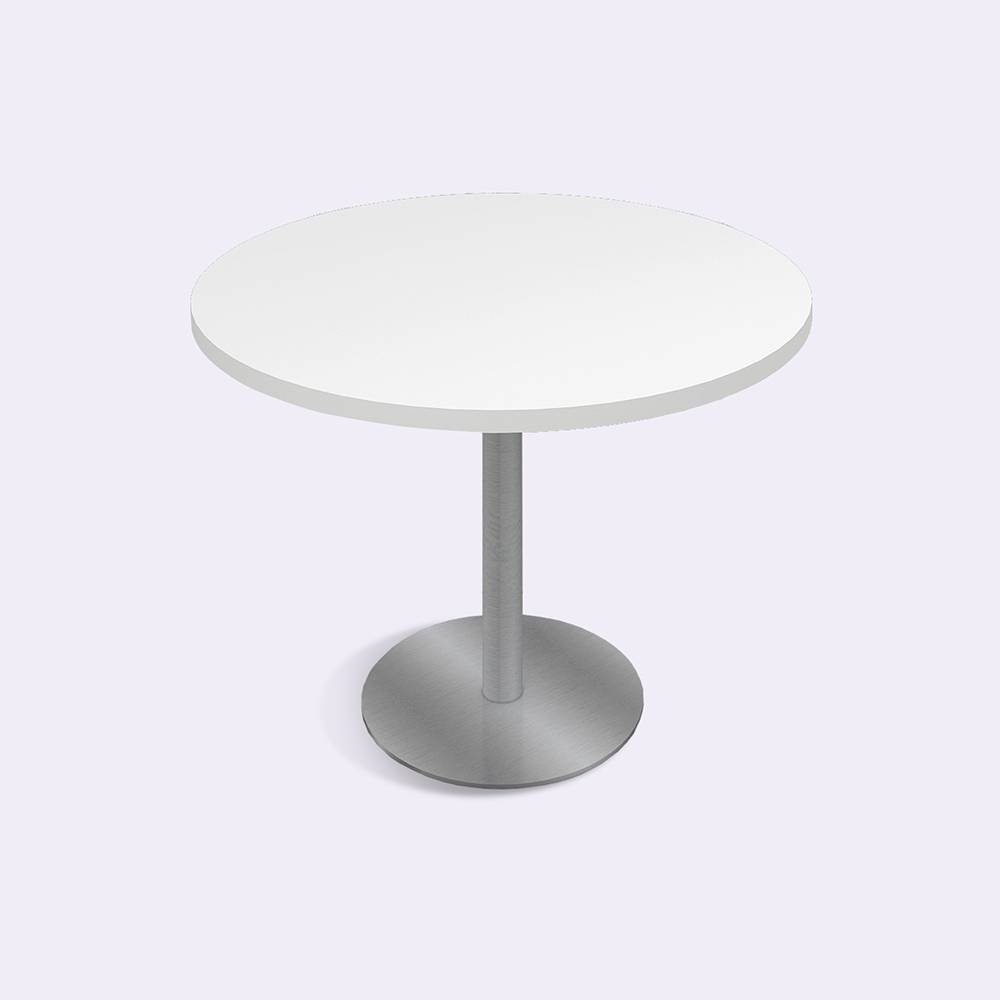 Round Meeting Table 04