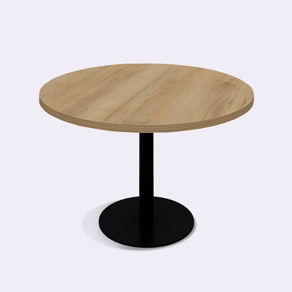 Round Meeting Table 07